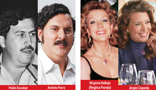 Telenovela que describe la vida de Pablo Escobar es furor en Colombia.
